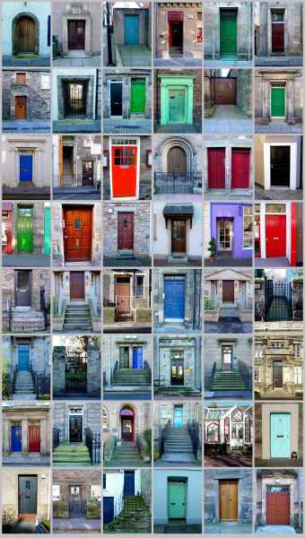 Doors of St. Andrews